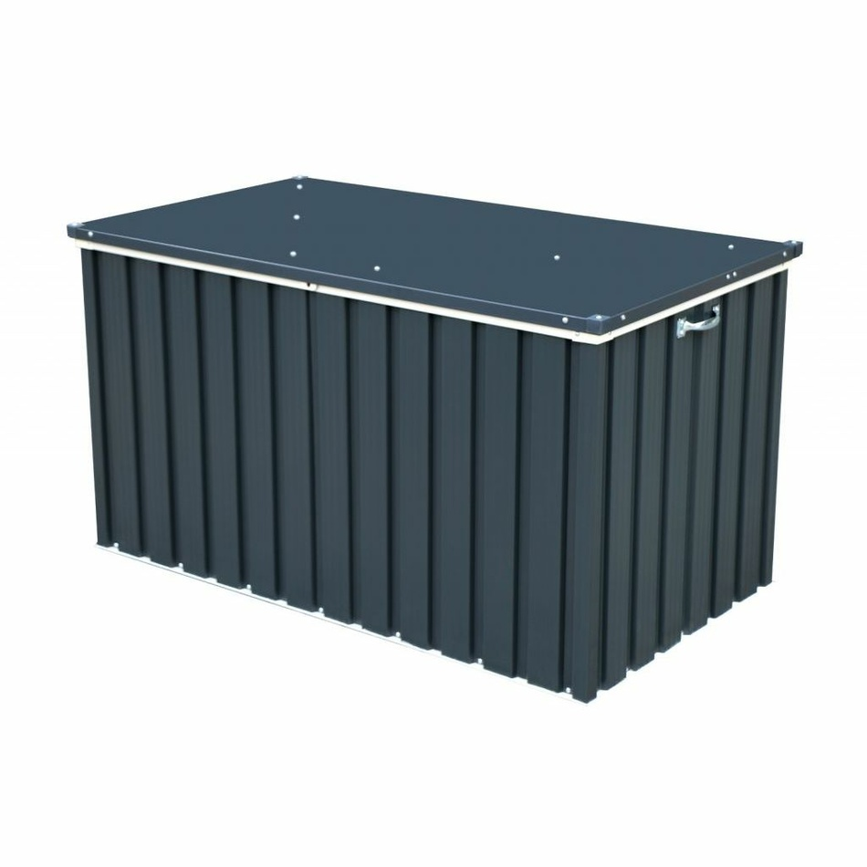 DURAMAX Zahradní úložný box 134 x 74 cm 71051 antracit