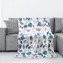 AmeliaHome Botanique takaró, 150 x 200 cm