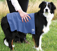 TRIXIE TOP-FIX ručník, 50x60 cm, modrá