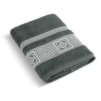 Ręcznik kąpielowy Grecka kolekcja zielony