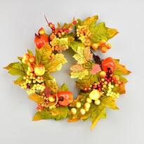 Wieniec jesienny owoce jagodowe, 25 cm
