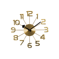 Lavvu Lavvu Design Numerals LCT1041 falióra  arany, átmérő 37 cm