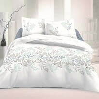 Kvalitex Victoria pamut ágynemű, fehér
