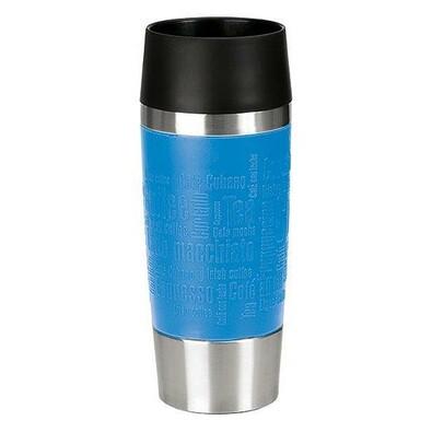 Emsa Cestovní termohrnek 0,36 l, světle modrá