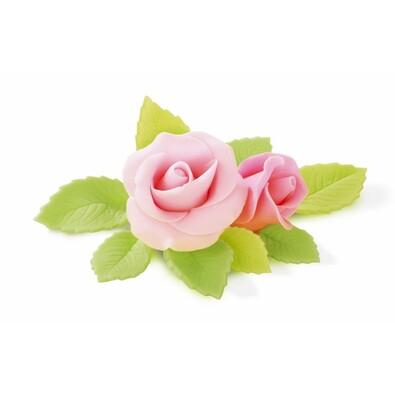 Tescoma DELÍCIA DECO foremki z wyciskaczem, róże 3szt.