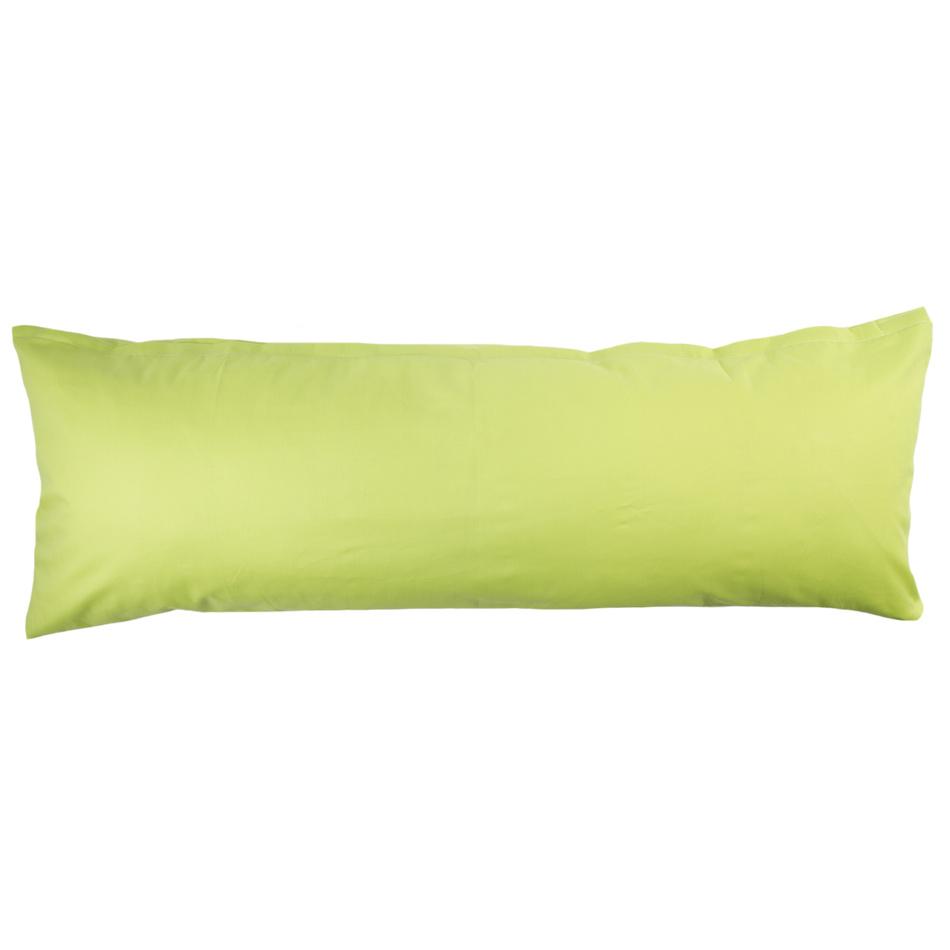 4Home Față de pernă de relaxare Soțul de rezervă verde deschis, 55 x 180 cm imagine