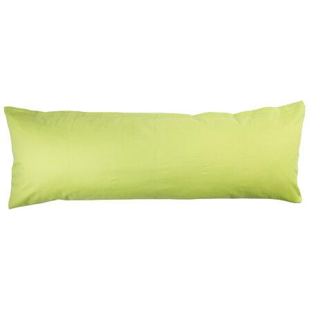4Home Povlak na Relaxační polštář Náhradní manžel světle zelená, 55 x 180 cm