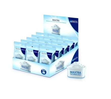 Vodní filtr BRITA Maxtra, bílá