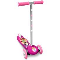Buddy Toys BPC 4123 Koloběžka Princess, růžová