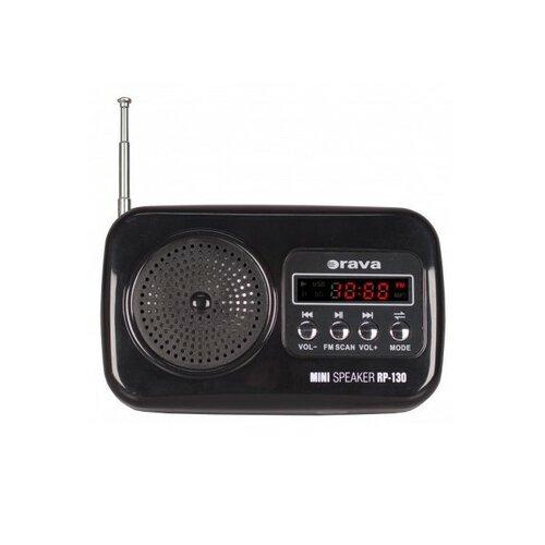 Orava RP-130 prenosný rádioprijímač