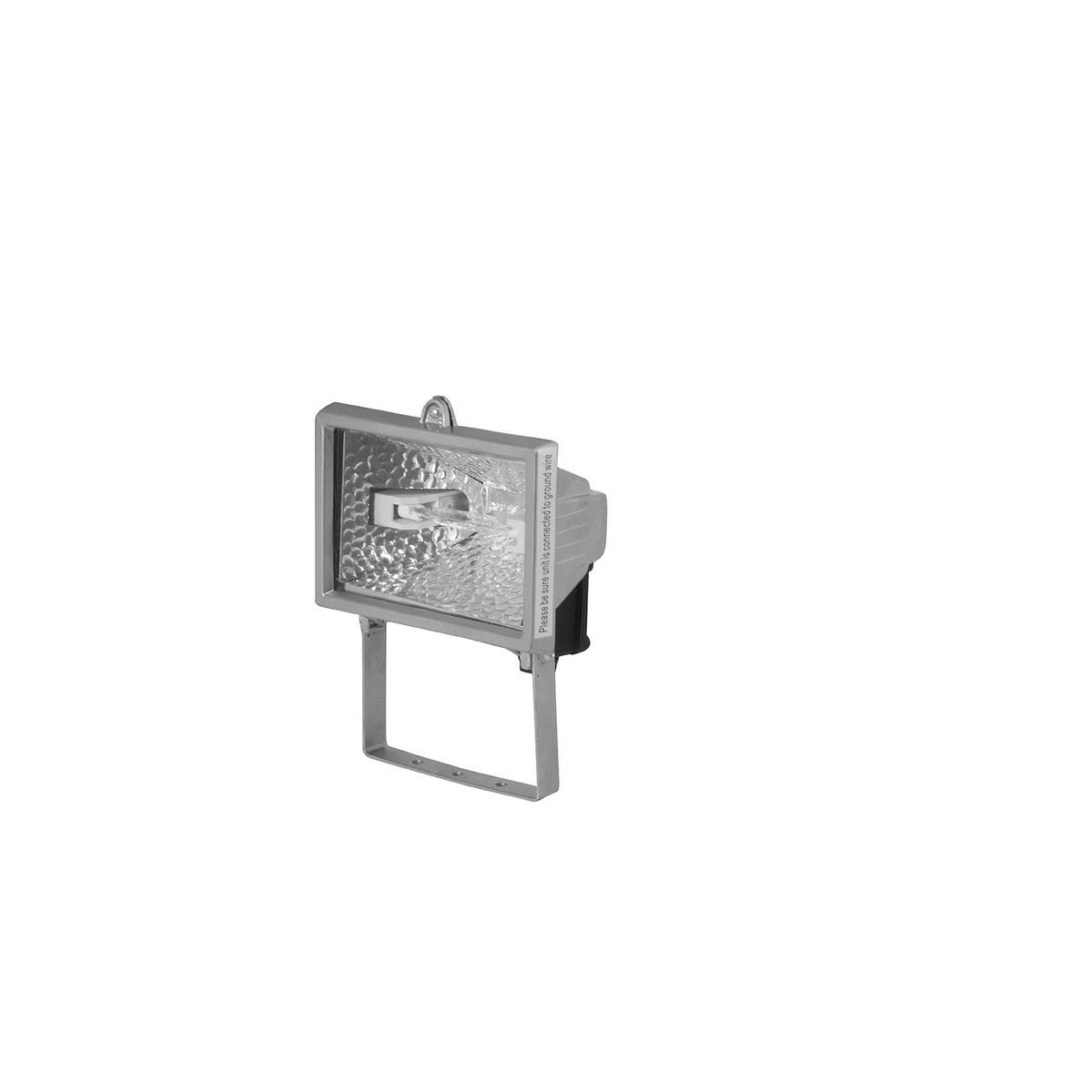VANA venkovní reflektorové svítidlo 150W, stříbrná, Panlux