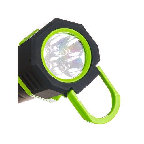 SportWell Plastové svietidlo 34 LED, 22 x 5,5 cm