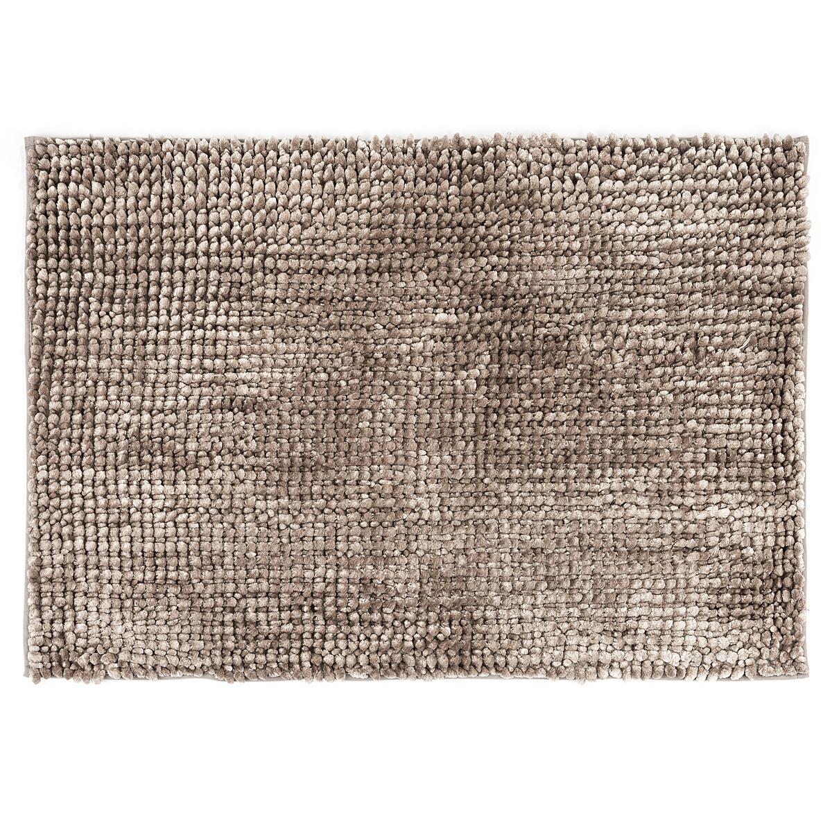 Bo-ma Koupelnová předložka Ella micro šedá, 60 x 90 cm