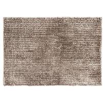Fürdőszobaszőnyeg Ella micro szürke, 60 x 90 cm