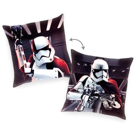 Vankúšik Star Wars - The Last Jedi, 40 x 40 cm