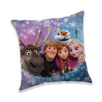 Vankúšik Ľadové Kráľovstvo Frozen Family, 40 x 40 cm