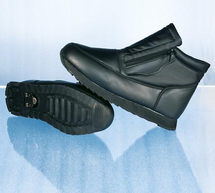 Zimní obuv Eskimo, černá, 45