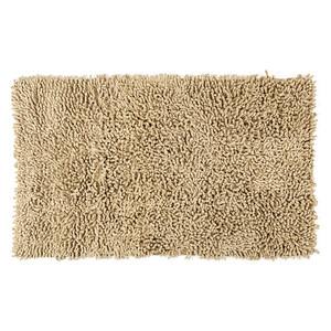 Koupelnová předložka Bari hnědá, 45 x 75 cm