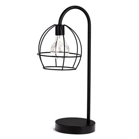 Stolná LED lampa Mavila 10 LED, 38 cm