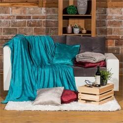 4Home Obliečka na vankúšik Salazar tyrkysová, 2x  40 x 40 cm