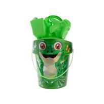 Set na piesok Žaba, zelená