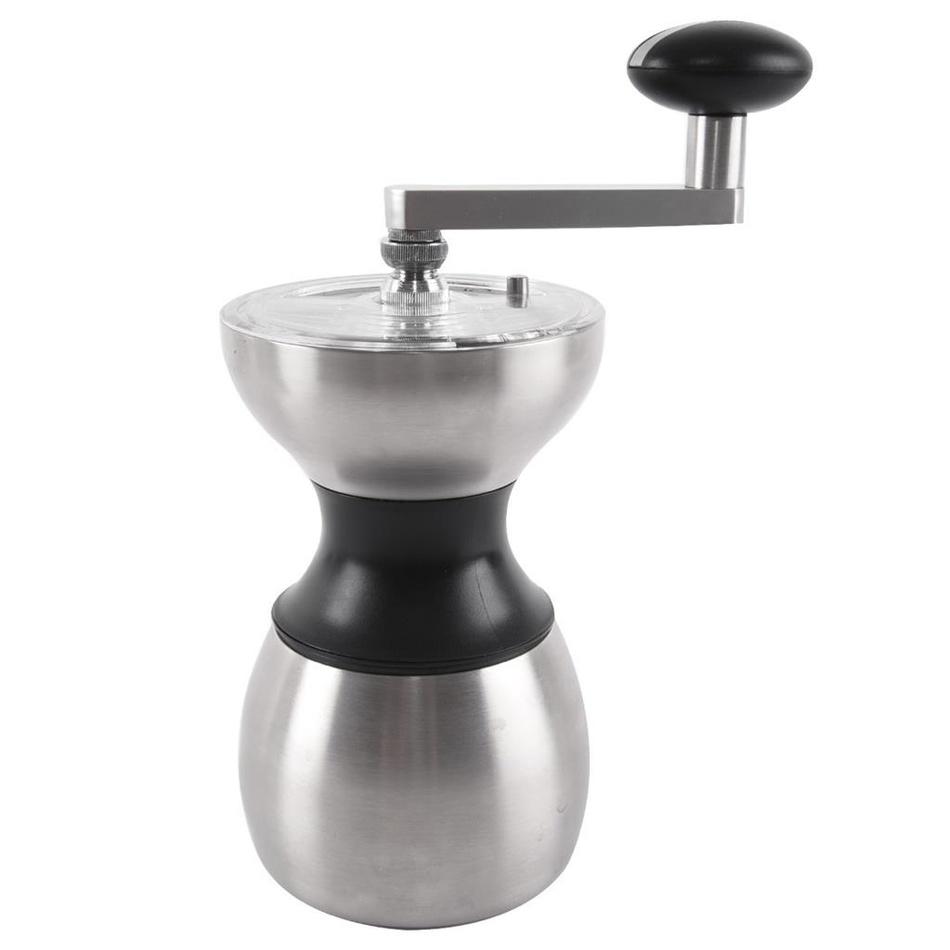 Orion Nerezový mlýnek na kávu, 23 cm
