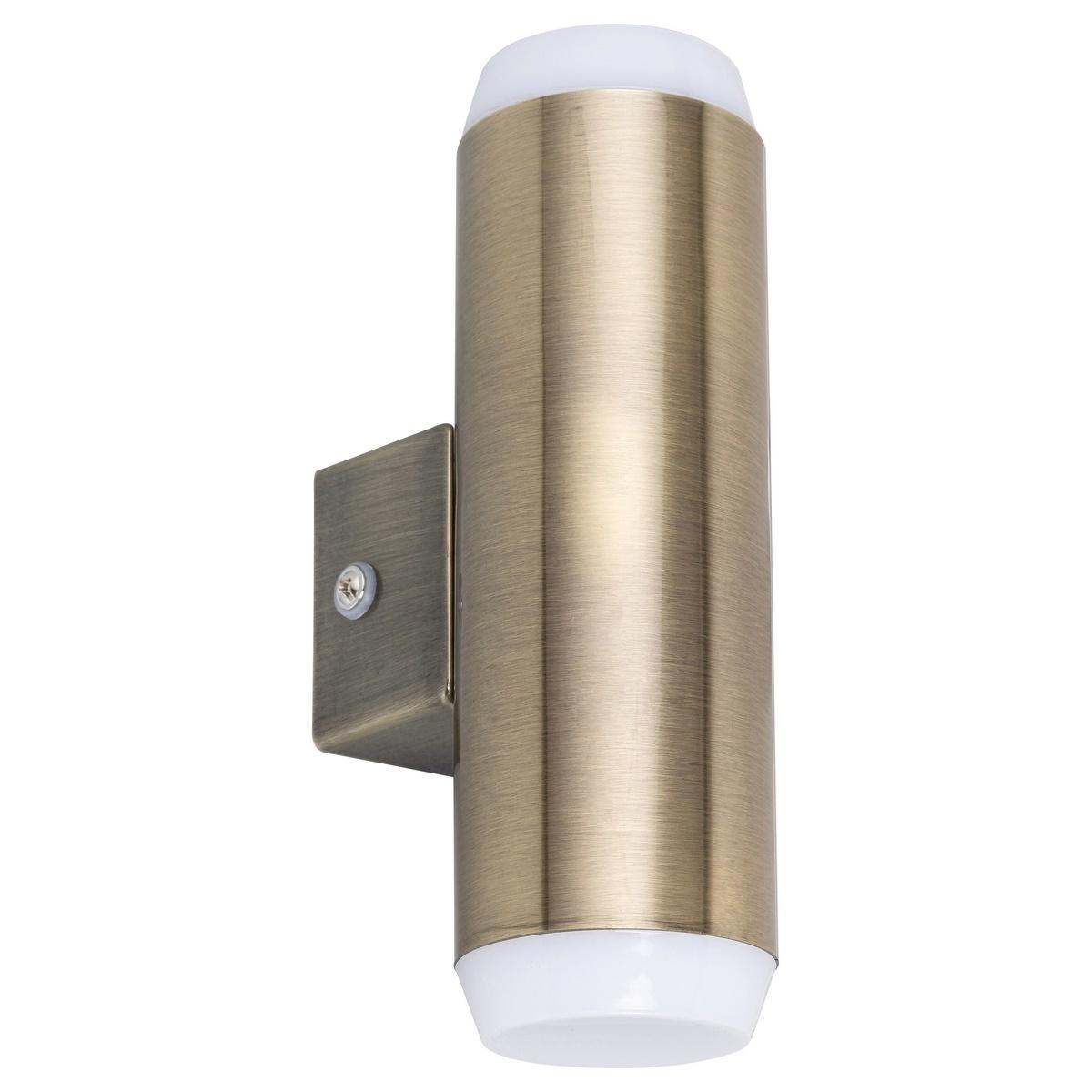 Rabalux 8939 Catania Venkovní LED nástěnné svítidlo, hnědá