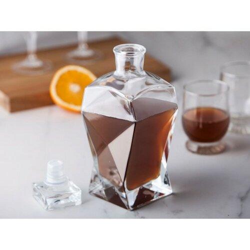 Altom Karafa na víno lomená 750 ml