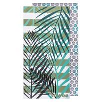 Prosop cu uscare rapidă Towee PALMSGREEN, 70 x 140 cm