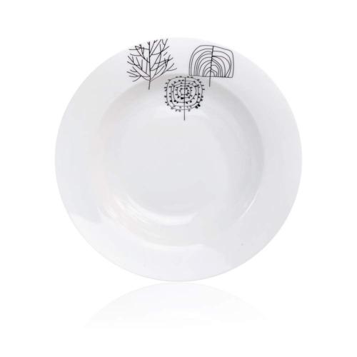 Banquet 18dílná jídelní sada Timber