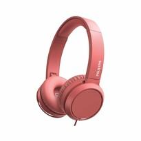 Philips TAH4105RD/00 sluchátka přes hlavu, červená