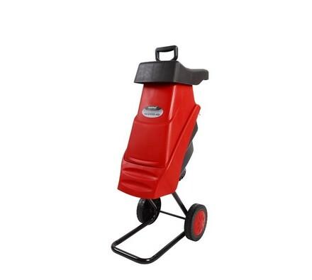 Elektrický zahradní drtič Matrix GS 2400/40, červená