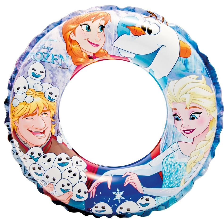 Dětský nafukovací kruh Frozen