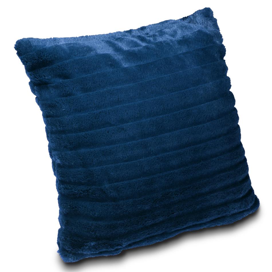 Albani Obliečka na vankúšik Berlin modrá, 50 x 50 cm,