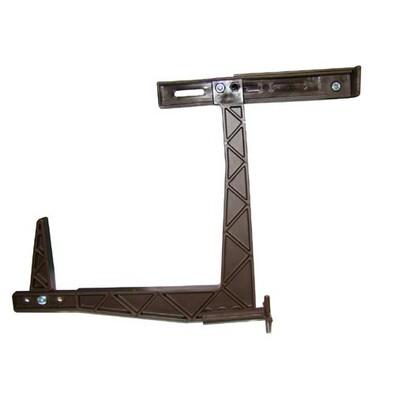 Držák truhlíků parapetový 18 x 17 cm, 2 ks