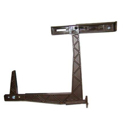 Držiak truhlíkov Parapetové 18 x 17 cm nastaviteľn