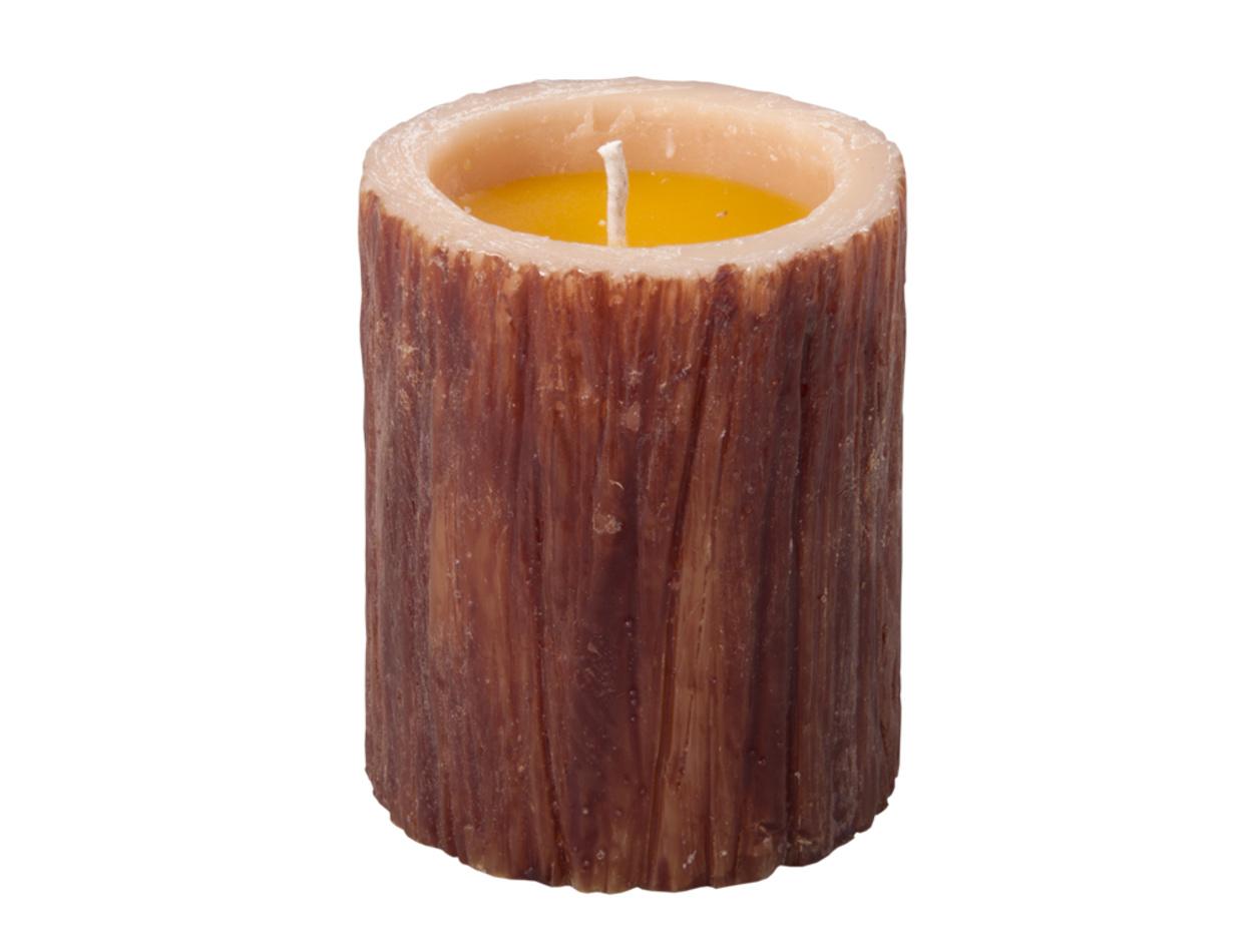 Lumânare repelentă Citronela Coajă 7,5 cm imagine 2021 e4home.ro
