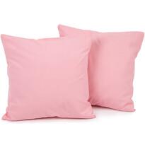 Doubleface UNI párnahuzat, rózsaszín
