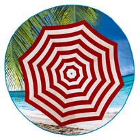 Plážová osuška micro Slunečník, 150 cm