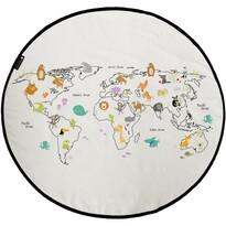 Butter Kings Dětská hrací podložka Around the world, 130 cm