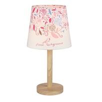 Stolná lampa Qenny 8, kvety