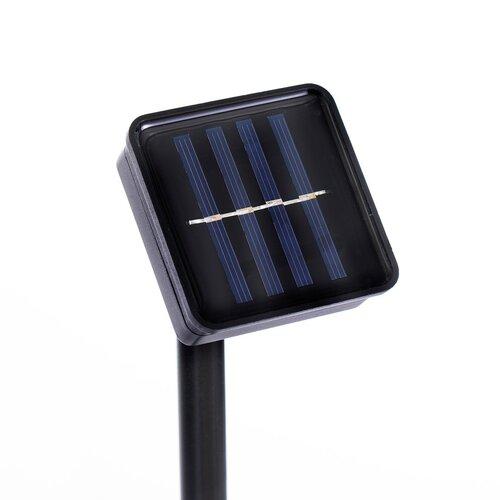 AmeliaHome Solárna LED reťaz Linselle, 1,8 m