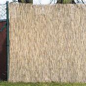 Rohož rákosová na plot