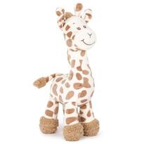 Koopman Plyšová žirafa hnědá, 22 cm