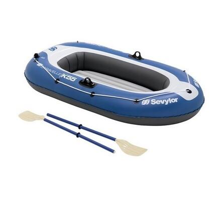 Nafukovací člun, Caravelle KK 55 - 1+1, Sevylor, modrá