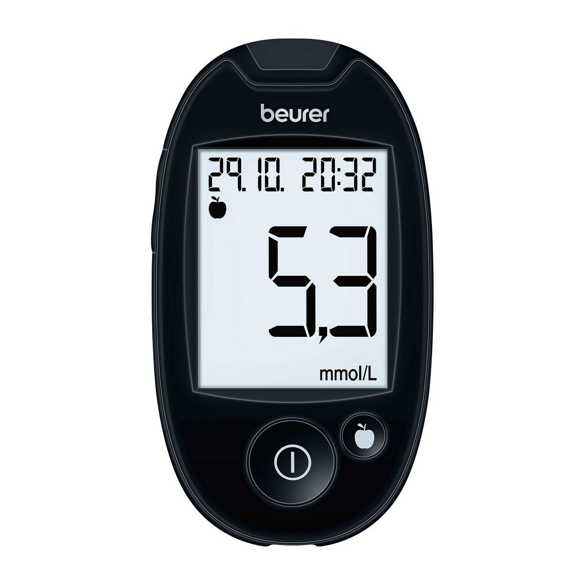 Beurer BEU-GL44lean glukometr
