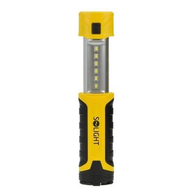 Solight WM15 Pracovná LED lampa vysúvacia a nabíjacia