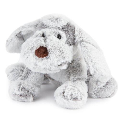 Plyšový pes sivá, 30 cm