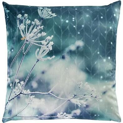 Sander Dekorační polštářek Ice flower, 45 x 45 cm