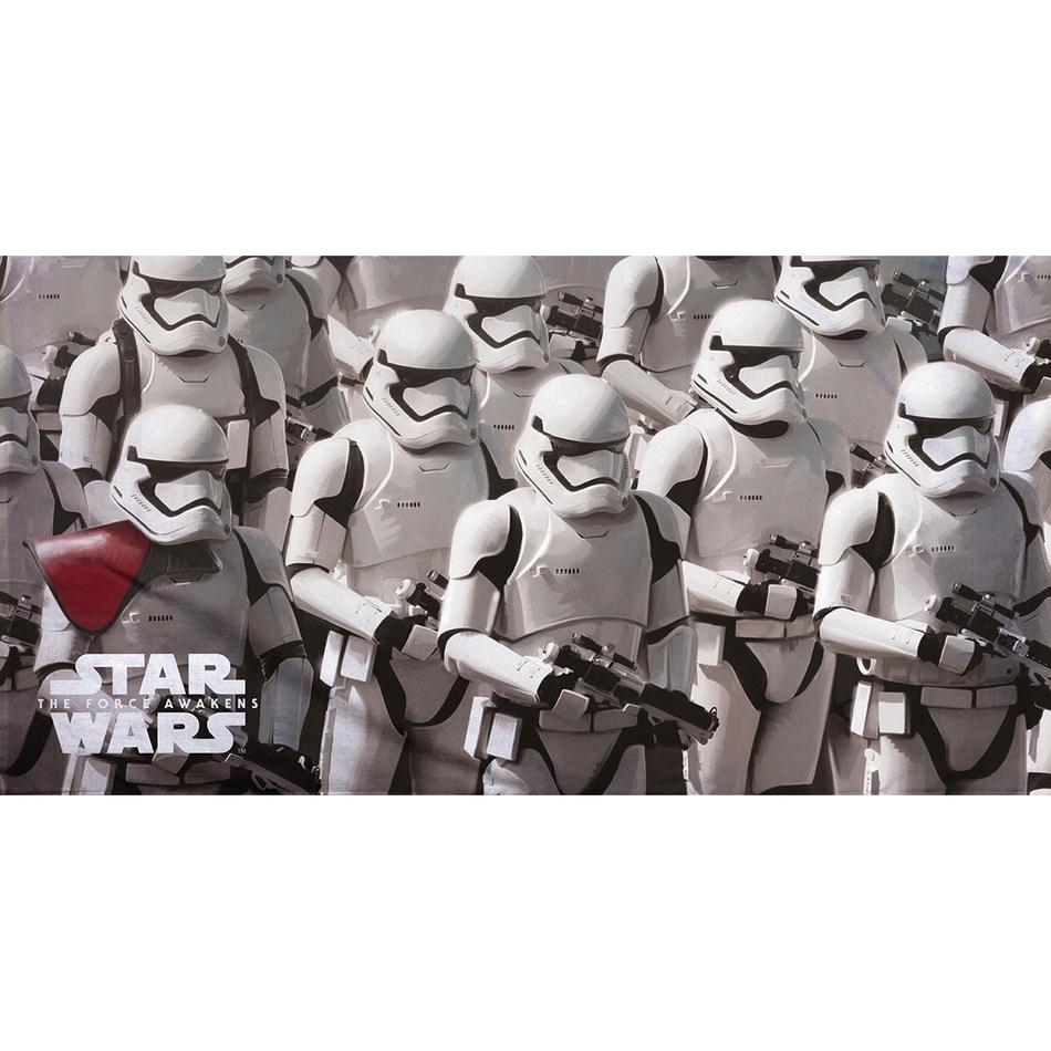HALANTEX Osuška Star Wars VII Stormtrooper 70x140